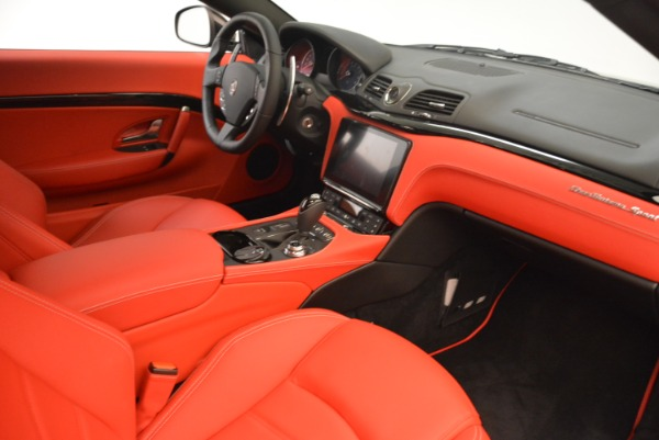 New 2018 Maserati GranTurismo Sport for sale Sold at Maserati of Westport in Westport CT 06880 19