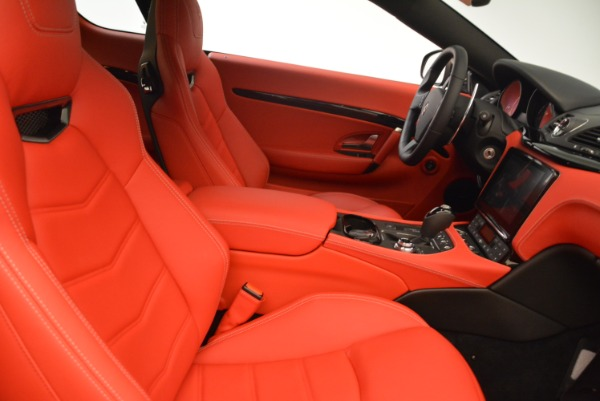 New 2018 Maserati GranTurismo Sport for sale Sold at Maserati of Westport in Westport CT 06880 20