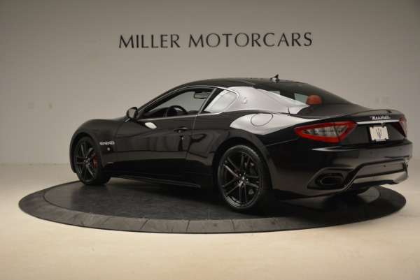 New 2018 Maserati GranTurismo Sport for sale Sold at Maserati of Westport in Westport CT 06880 3