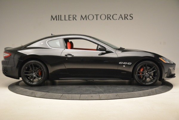 New 2018 Maserati GranTurismo Sport for sale Sold at Maserati of Westport in Westport CT 06880 8