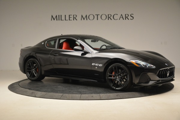 New 2018 Maserati GranTurismo Sport for sale Sold at Maserati of Westport in Westport CT 06880 9