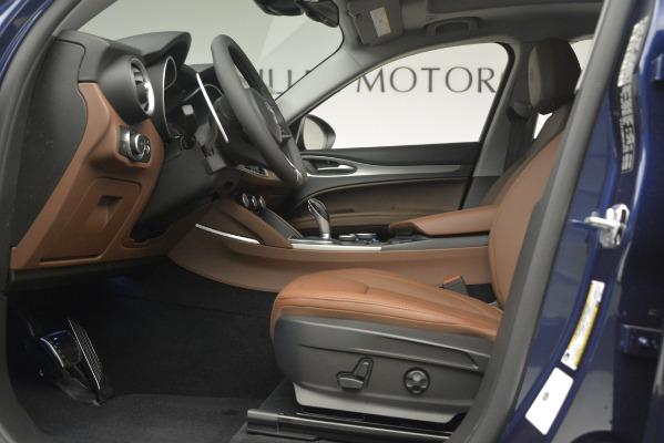 New 2019 Alfa Romeo Stelvio Sport Q4 for sale Sold at Maserati of Westport in Westport CT 06880 14