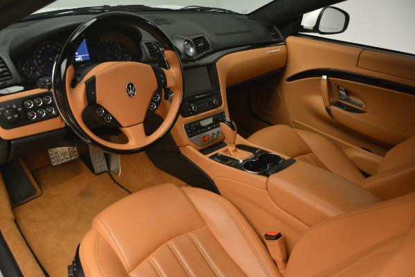 Used 2011 Maserati GranTurismo S Automatic for sale Sold at Maserati of Westport in Westport CT 06880 13