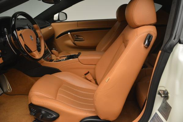 Used 2011 Maserati GranTurismo S Automatic for sale Sold at Maserati of Westport in Westport CT 06880 14