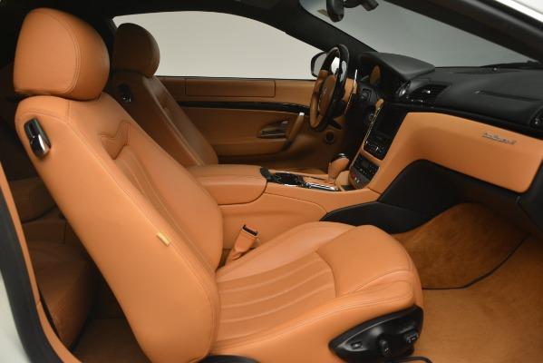 Used 2011 Maserati GranTurismo S Automatic for sale Sold at Maserati of Westport in Westport CT 06880 17