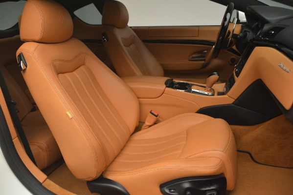 Used 2011 Maserati GranTurismo S Automatic for sale Sold at Maserati of Westport in Westport CT 06880 18