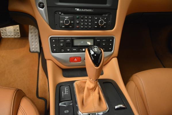 Used 2011 Maserati GranTurismo S Automatic for sale Sold at Maserati of Westport in Westport CT 06880 20