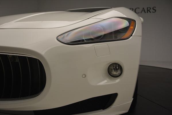 Used 2011 Maserati GranTurismo S Automatic for sale Sold at Maserati of Westport in Westport CT 06880 23