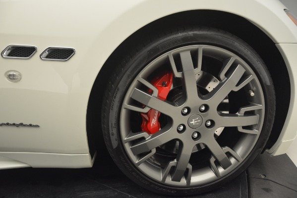 Used 2011 Maserati GranTurismo S Automatic for sale Sold at Maserati of Westport in Westport CT 06880 25