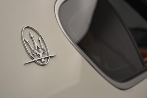 Used 2011 Maserati GranTurismo S Automatic for sale Sold at Maserati of Westport in Westport CT 06880 26