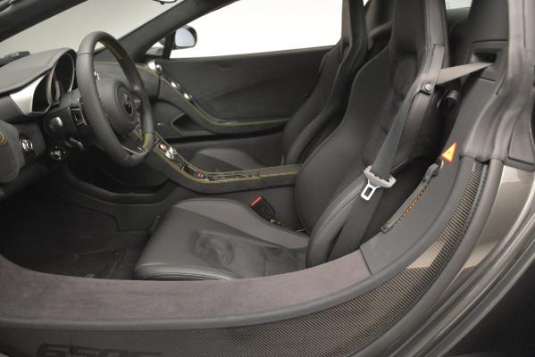 Used 2016 McLaren 650S Spider Convertible for sale Sold at Maserati of Westport in Westport CT 06880 23