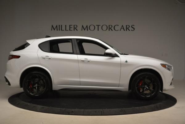 New 2019 Alfa Romeo Stelvio Quadrifoglio for sale Sold at Maserati of Westport in Westport CT 06880 10