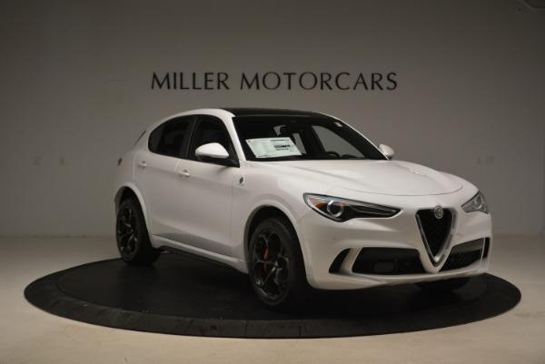 New 2019 Alfa Romeo Stelvio Quadrifoglio for sale Sold at Maserati of Westport in Westport CT 06880 12