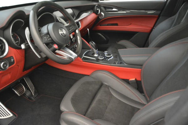 New 2019 Alfa Romeo Stelvio Quadrifoglio for sale Sold at Maserati of Westport in Westport CT 06880 14