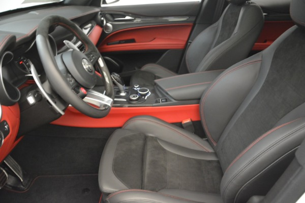 New 2019 Alfa Romeo Stelvio Quadrifoglio for sale Sold at Maserati of Westport in Westport CT 06880 15