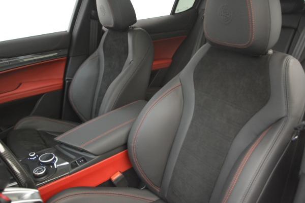 New 2019 Alfa Romeo Stelvio Quadrifoglio for sale Sold at Maserati of Westport in Westport CT 06880 16