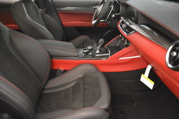 New 2019 Alfa Romeo Stelvio Quadrifoglio for sale Sold at Maserati of Westport in Westport CT 06880 21