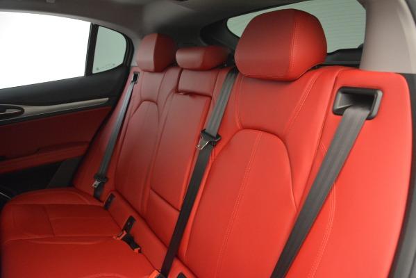 New 2019 Alfa Romeo Stelvio Sport Q4 for sale Sold at Maserati of Westport in Westport CT 06880 18