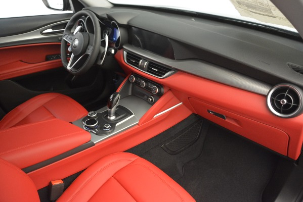 New 2019 Alfa Romeo Stelvio Sport Q4 for sale Sold at Maserati of Westport in Westport CT 06880 22