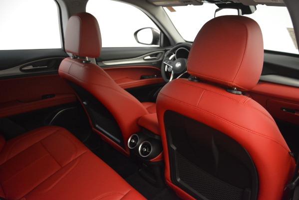 New 2019 Alfa Romeo Stelvio Sport Q4 for sale Sold at Maserati of Westport in Westport CT 06880 28