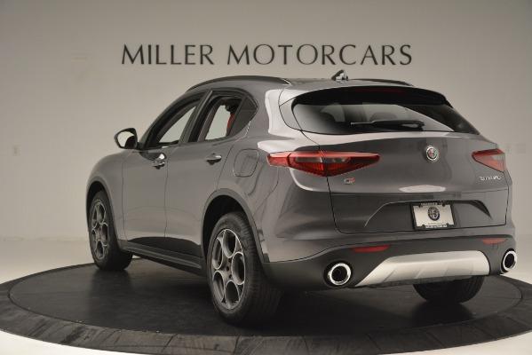 New 2019 Alfa Romeo Stelvio Sport Q4 for sale Sold at Maserati of Westport in Westport CT 06880 5