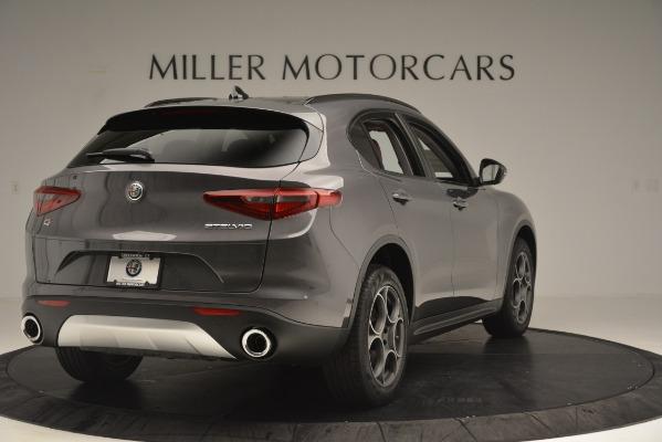 New 2019 Alfa Romeo Stelvio Sport Q4 for sale Sold at Maserati of Westport in Westport CT 06880 7