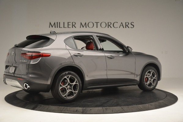 New 2019 Alfa Romeo Stelvio Sport Q4 for sale Sold at Maserati of Westport in Westport CT 06880 8