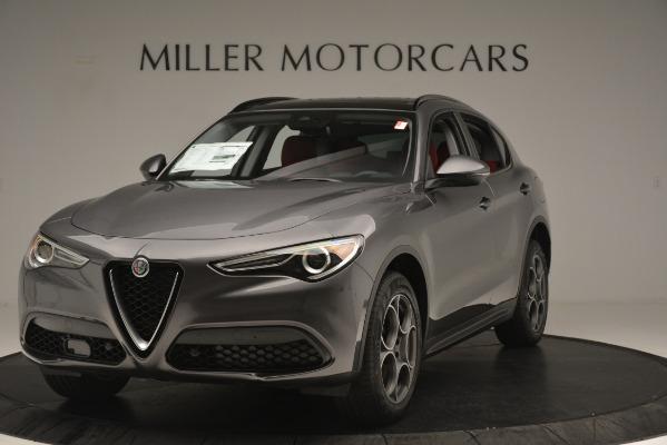 New 2019 Alfa Romeo Stelvio Sport Q4 for sale Sold at Maserati of Westport in Westport CT 06880 1