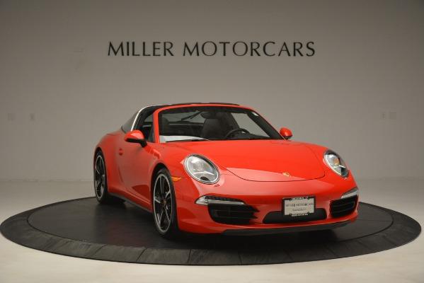 Used 2016 Porsche 911 Targa 4S for sale Sold at Maserati of Westport in Westport CT 06880 11