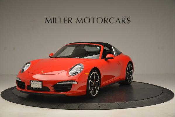 Used 2016 Porsche 911 Targa 4S for sale Sold at Maserati of Westport in Westport CT 06880 13