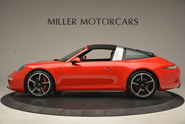 Used 2016 Porsche 911 Targa 4S for sale Sold at Maserati of Westport in Westport CT 06880 14