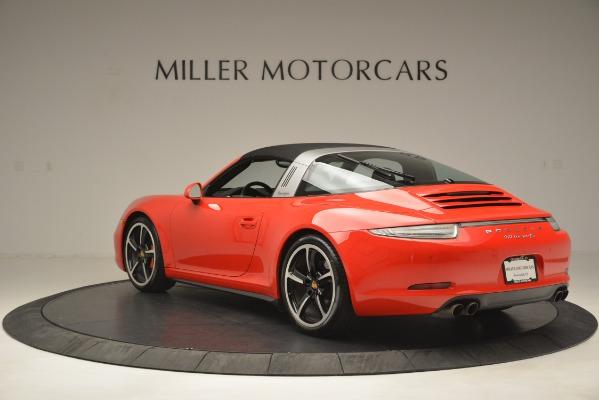 Used 2016 Porsche 911 Targa 4S for sale Sold at Maserati of Westport in Westport CT 06880 15