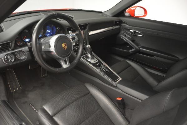 Used 2016 Porsche 911 Targa 4S for sale Sold at Maserati of Westport in Westport CT 06880 21