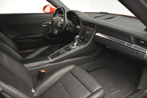 Used 2016 Porsche 911 Targa 4S for sale Sold at Maserati of Westport in Westport CT 06880 25