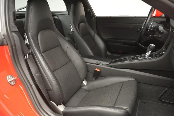 Used 2016 Porsche 911 Targa 4S for sale Sold at Maserati of Westport in Westport CT 06880 27