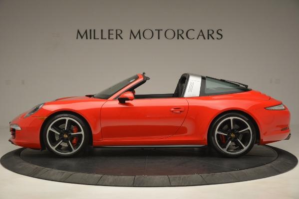 Used 2016 Porsche 911 Targa 4S for sale Sold at Maserati of Westport in Westport CT 06880 3