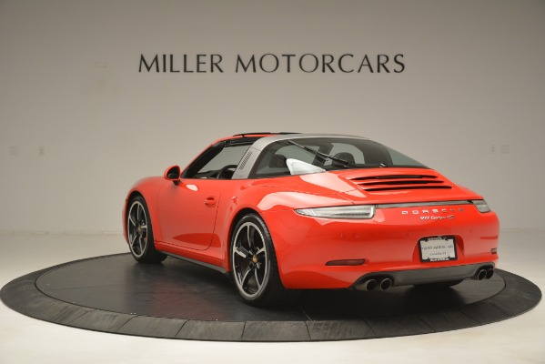 Used 2016 Porsche 911 Targa 4S for sale Sold at Maserati of Westport in Westport CT 06880 5