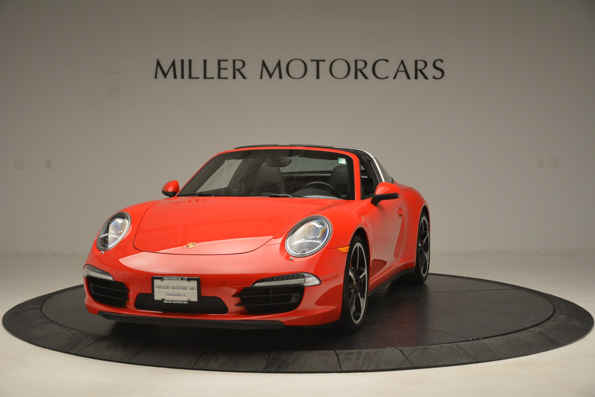 Used 2016 Porsche 911 Targa 4S for sale Sold at Maserati of Westport in Westport CT 06880 1