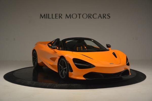 New 2020 McLaren 720S Spider for sale Sold at Maserati of Westport in Westport CT 06880 11