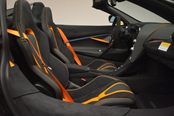 New 2020 McLaren 720S Spider for sale Sold at Maserati of Westport in Westport CT 06880 28