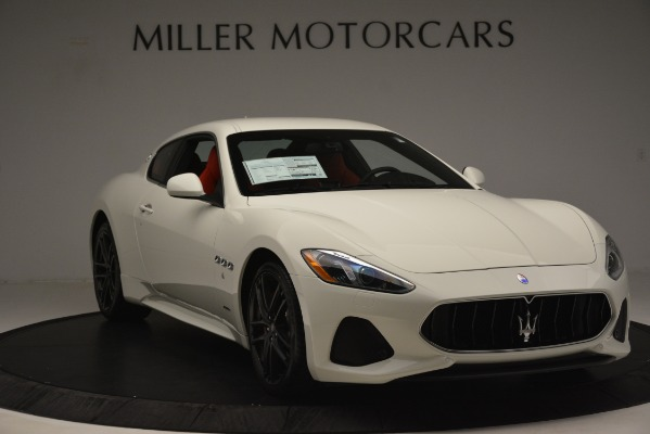 New 2018 Maserati GranTurismo Sport for sale Sold at Maserati of Westport in Westport CT 06880 11