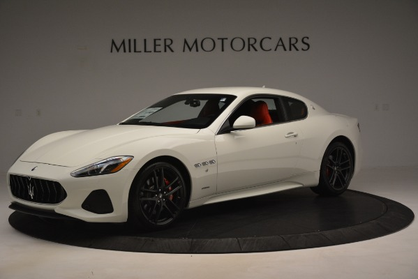 New 2018 Maserati GranTurismo Sport for sale Sold at Maserati of Westport in Westport CT 06880 2