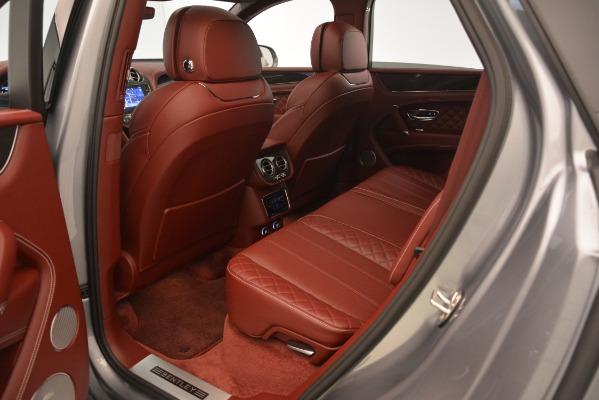 New 2019 Bentley Bentayga V8 for sale Sold at Maserati of Westport in Westport CT 06880 28