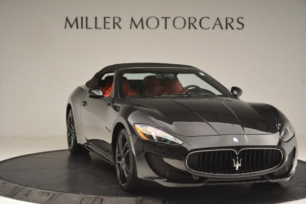 Used 2015 Maserati GranTurismo Sport for sale Sold at Maserati of Westport in Westport CT 06880 22