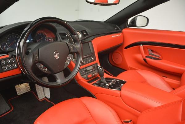 Used 2015 Maserati GranTurismo Sport for sale Sold at Maserati of Westport in Westport CT 06880 25