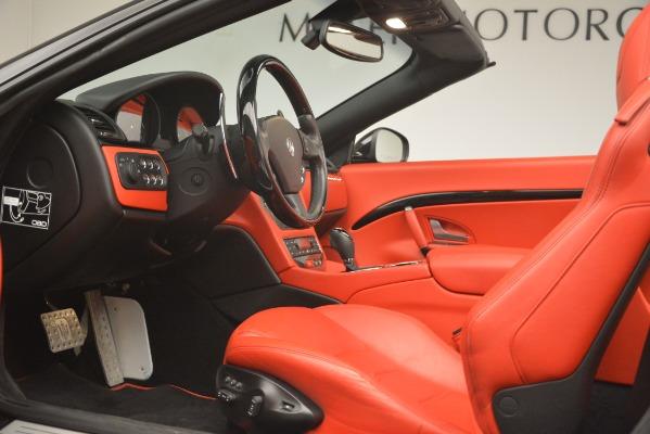 Used 2015 Maserati GranTurismo Sport for sale Sold at Maserati of Westport in Westport CT 06880 26