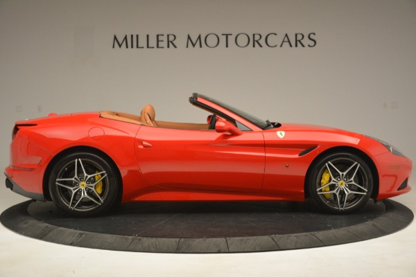 Used 2017 Ferrari California T Handling Speciale for sale $174,900 at Maserati of Westport in Westport CT 06880 9