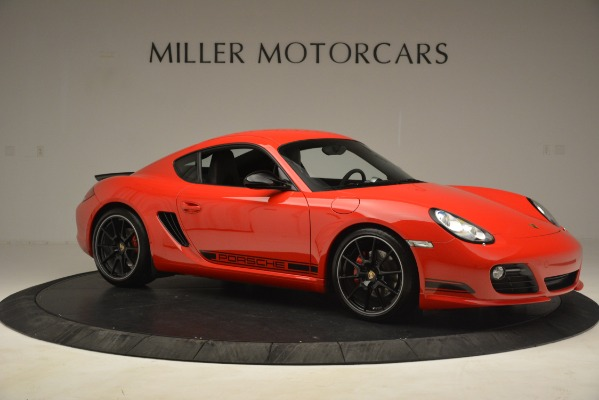 Used 2012 Porsche Cayman R for sale Sold at Maserati of Westport in Westport CT 06880 10