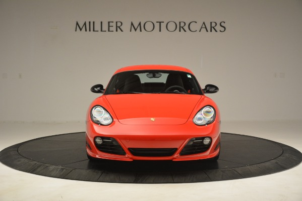 Used 2012 Porsche Cayman R for sale Sold at Maserati of Westport in Westport CT 06880 12