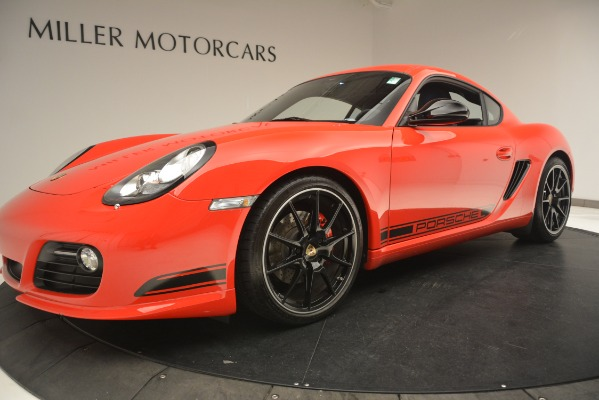 Used 2012 Porsche Cayman R for sale Sold at Maserati of Westport in Westport CT 06880 14